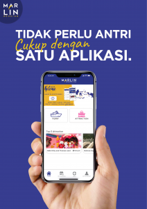 aplikasi website marlin booking